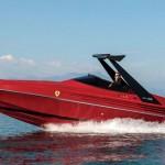 La lancha Riva Ferrari 32 que subastará Sotherby's