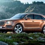 El SUV de lujo Bentley Bentayga