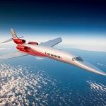 Jet Supersónico Aerion AS2 Más lejos Más alto Más rápido