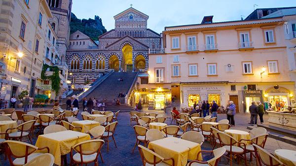 Amalfi-atardecer