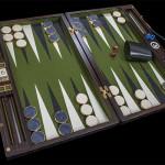Los lujosos tableros de backgammon de Lieb Manufaktur