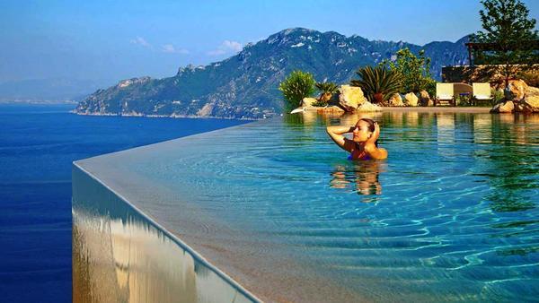 monasterio santa rosa piscina