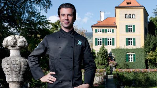 El selecto Restaurante Schloss Schauenstein