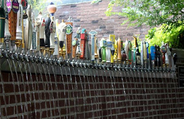 fuente cervezas