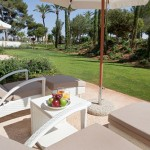 El Hotel Balneario de Font Santa en Mallorca