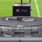 Nou Camp Nou del Fútbol Club Barcelona