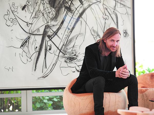 La nueva casa en Miami del disc jockey David Guetta