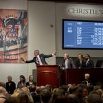 Vendido un Basquiat por $ 57M en Christie