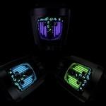 HMX Black Badger un reloj que no lo parece