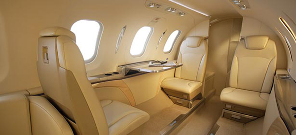 Jet privado HA-420 HondaJet - estilos de vida - estilos de vida