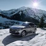 El nuevo Maserati Levante