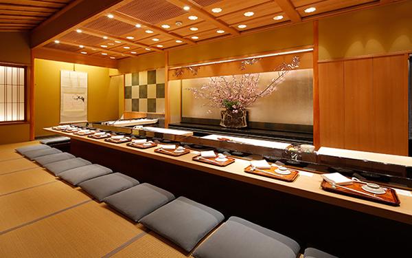 Restaurante Kyubei de Tokio