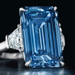 Oppenheimer Blue es ahora el diamante azul más caro
