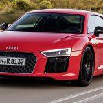 Nuevas versiones Audi R8 2016 y 2017