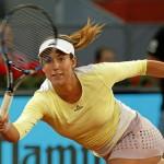 Muguruza estrella del tenis mundial