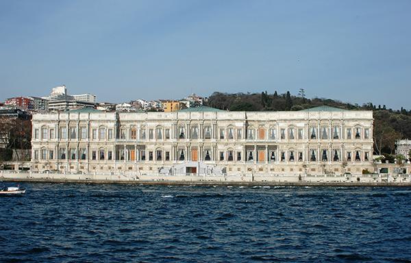 Istanbul_-_Palau_de_Çırağan