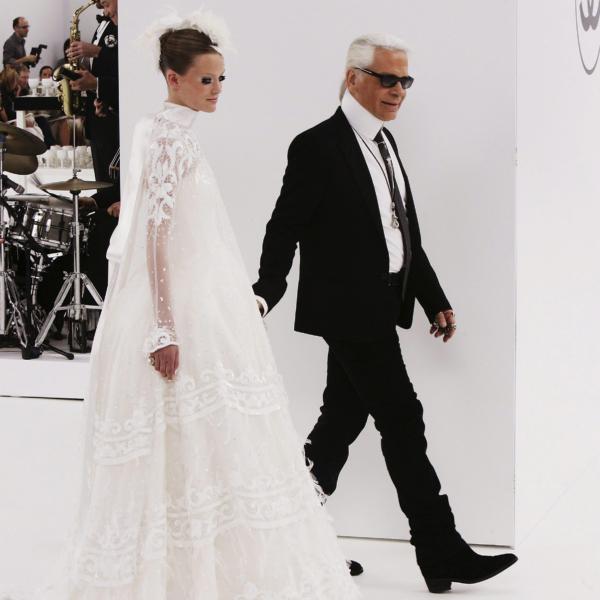 Nuevos anillos de compromiso de Karl Lagerfeld