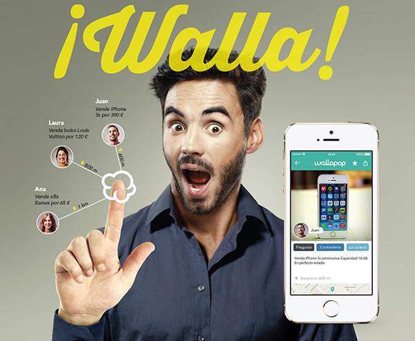 Wallapop app