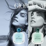 Acqua, Sun y Air Giogia Armani para el verano