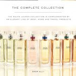 Nuevos perfumes Ralph Lauren Collection