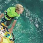 El mejor windsurf de Europa en Lanzarote