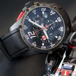 Chopard's Superfast Chrono Porsche 919 Black Edition