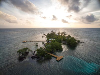 La isla privada y otros hoteles de la familia Coppola