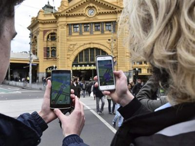 Pokémon Go el fenómeno que saca los videojuegos a la calle