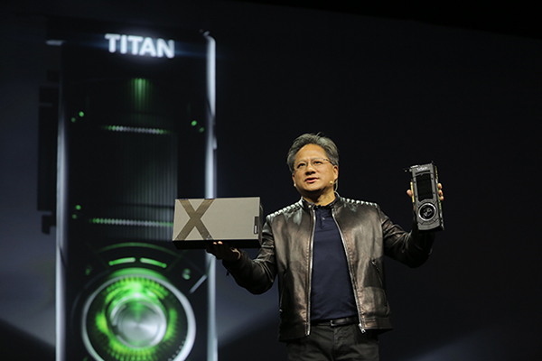 presentacion titan x
