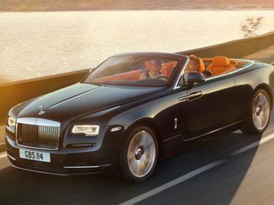 Exquisito Rolls-Royce Dawn