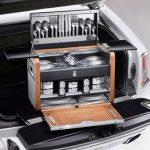 Picnic de lujo con Rolls-Royce