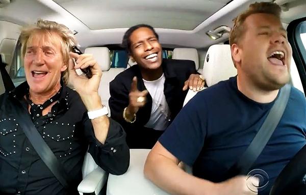 carpool-karaoke-rod-stewart-aap-rocky