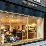 Aston Martin inaugura boutique en Londres