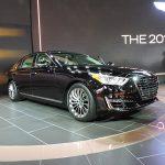 El lujoso Genesis G90 de Hyundai