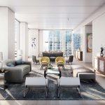 Nuevo apartamento de George Clooney en Nueva York
