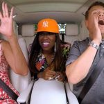Absolutamente enganchados al Carpool Karaoke de James Corden