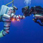 EXOSUIT el traje que permite bucear a 2000 metros de profundidad