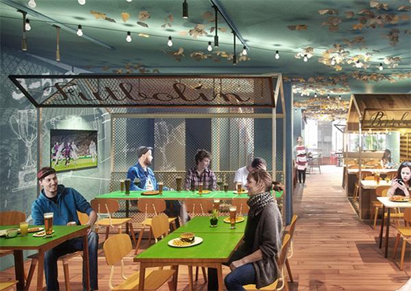 Bellavista del jard n del norte el nuevo restaurante de for Bellavista jardin del norte