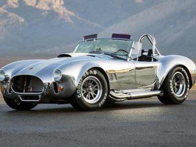 Shelby Cobra 427 de Edición Limitada