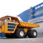 Belaz 75710 es el camión más grande del mundo