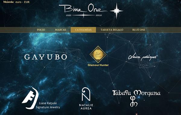 blueone-web