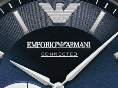 Emporio Armani se inicia en la relojería de lujo