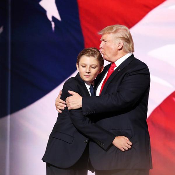 familia-trump-barron-elecciones
