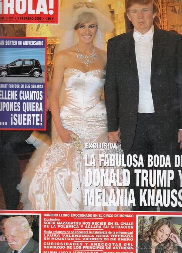 familia-trump-boda-melania-hola