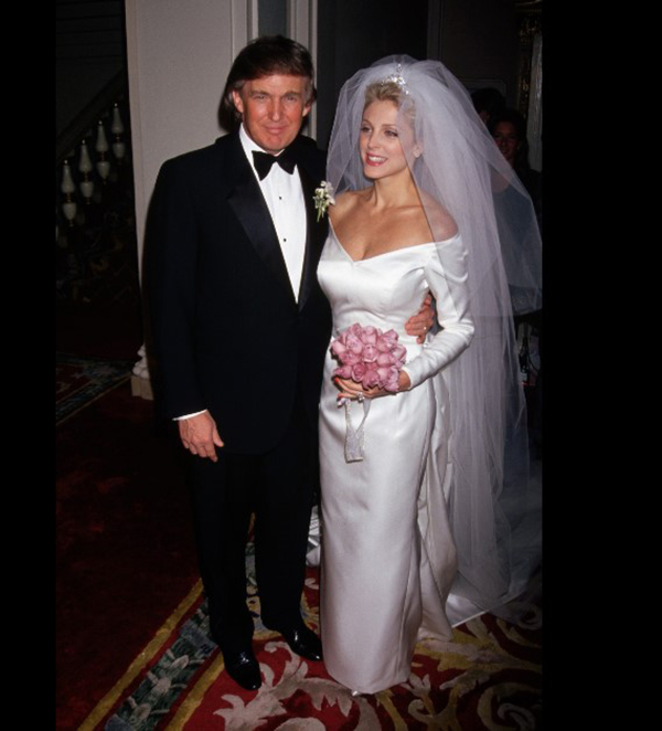 Donald trump and kim