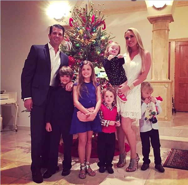 familia-trump-donalf-junior-familia