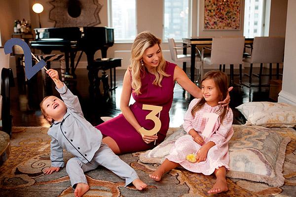familia-trump-ivanka-reportaje-vogue-tercer-embarazo