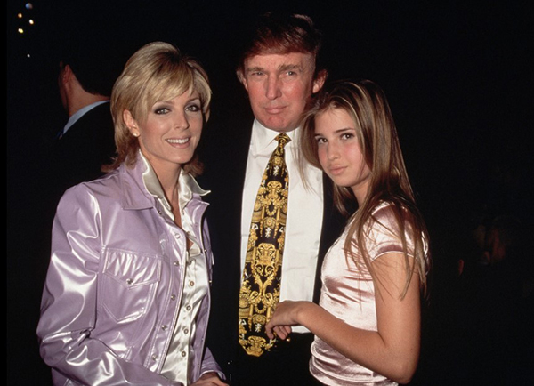 familia-trump-marla-donald-tiffany