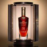 Exclusivo whisky The Glenlivet Winchester Collection Vintage 1966