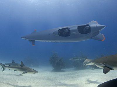 Ortega Sumersible el submarino personal más rápido del mundo